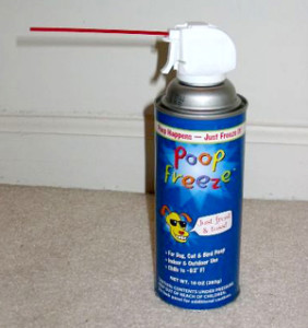 Poop Freeze