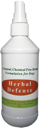 Herbal Defense Spray