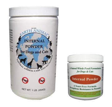 Internal Powder