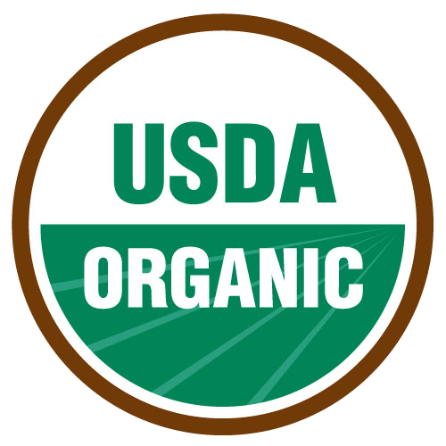 USDA-Organic-Green Seal