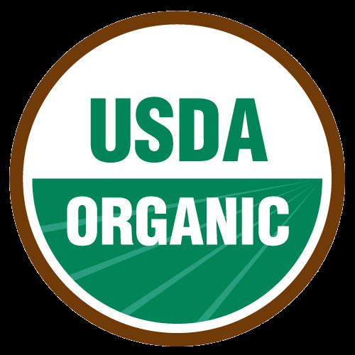 USDA-Organic-Green Seal