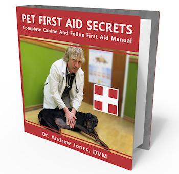 Pet First Aid Secrets