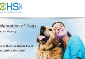 Natural Canine Health Symposium 2015