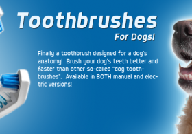 Pet Tech – Zututh Toothbrush