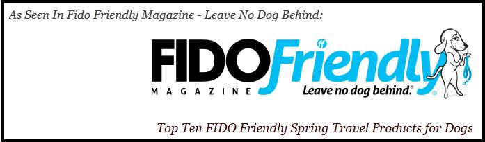 Fido Friendly Walk in Sync